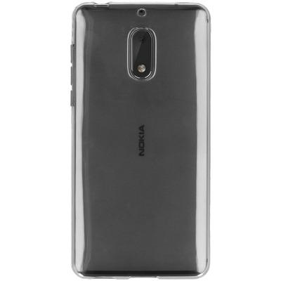 Clear Backcover Nokia 6 - Transparant / Transparent Mobile phone case