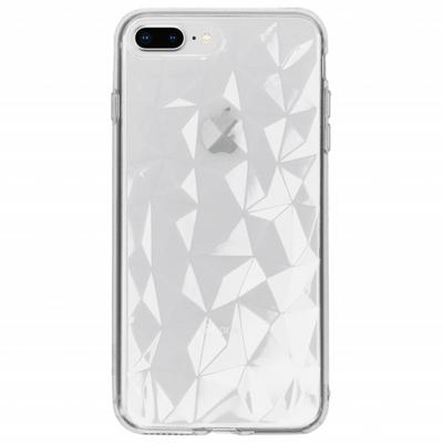 Ringke Air Prism Backcover iPhone 8 Plus / 7 Plus - Transparant / Transparent Mobile phone case