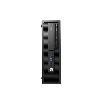 HP pc: EliteDesk 705 G2 - Zwart (Refurbished LG)
