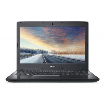 Acer laptop: TravelMate P249-M-362U - Zwart, QWERTY