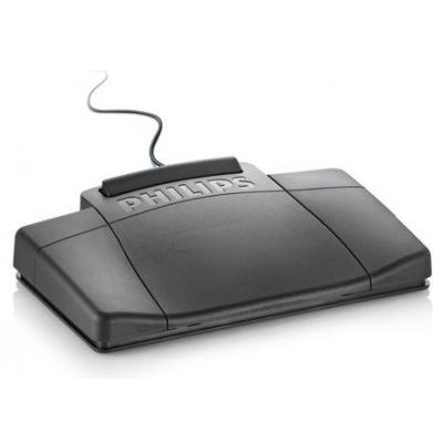 Philips Voetschakelaar LFH2310 Input device - Zwart