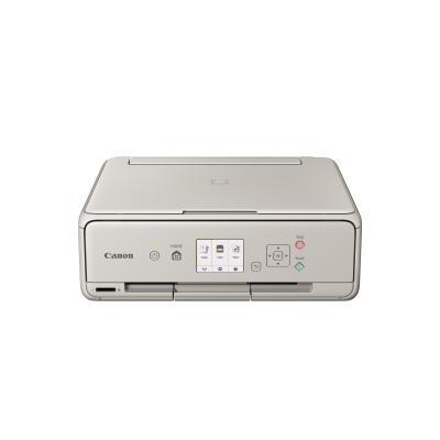 Canon multifunctional: PIXMA TS6052 - Zwart, Cyaan, magenta, Zwart Pigment, Geel