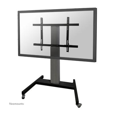 Neomounts by Newstar gemotoriseerde vloersteun TV standaard - Zilver