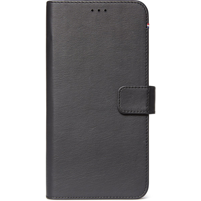 Decoded 2 in 1 Leather Booktype iPhone 11 Pro Max - Zwart - Zwart / Black Mobile phone case