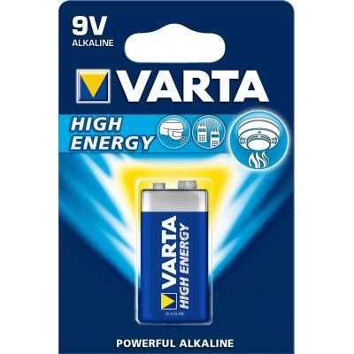 Varta -4922/1 batterij - Blauw, Zilver