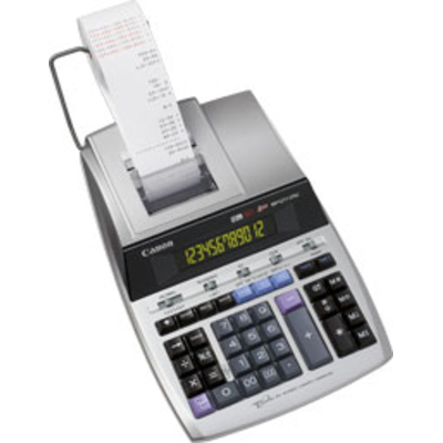 Canon calculator: MP1211-LTSC - Zilver