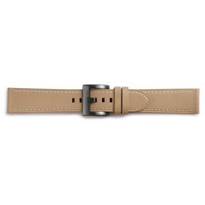 Samsung horloge-band: Classic Leather - Bruin