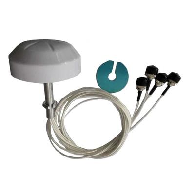 Ventev Omnidirectional, 2.4/5 GHz, 2.5/4 dBi, RPTNC Antenne - Wit