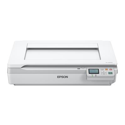 Epson WorkForce DS-50000N Scanner - Wit