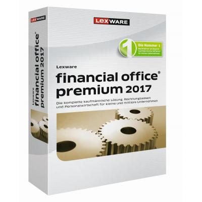 Lexware financiele analyse-software: Financial Office Premium 2017