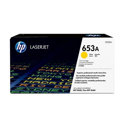 HP CF322A toner