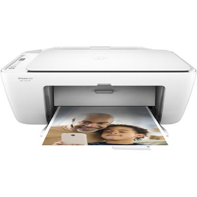 Hp multifunctional: DeskJet 2620 - Zwart, Cyaan, Magenta, Geel