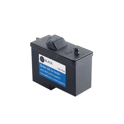 DELL 7Y743 Inktcartridge - Zwart