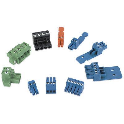Extron 100-454-01 Kabel connector - Oranje