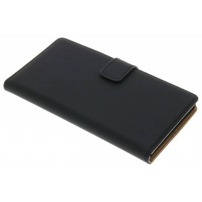 Luxe Hardcase Booktype Sony Xperia XZ - Zwart / Black Mobile phone case