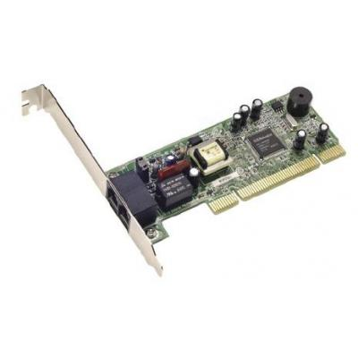 Us robotics modem: 56K OEM PCI Voice Faxmodem