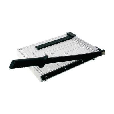König snijmachine: Foto- en papiersnijder A4 - Zwart, Zilver