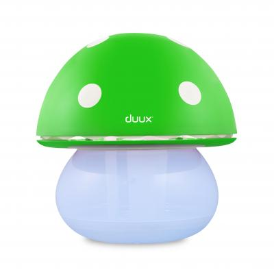 Duux luchtbevochtiger: Mushroom Ultrasone Luchtbevochtiger (Groen) - Groen, Wit