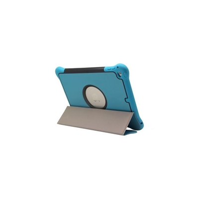 Leba JUN-Q iPad ProtectorCase iPad Air 2 - Blauw Tas