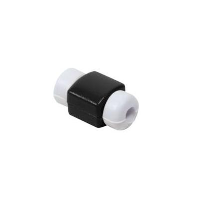 Logilink kabelklem: USB cable hood protection - Zwart