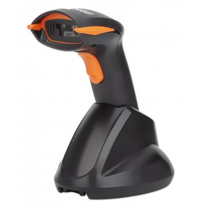 Manhattan Wireless 2D Handheld, 250mm Scan Depth, up to 80m effective range (line of sight), Max Ambient Light .....