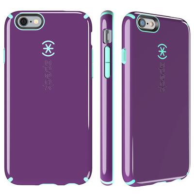 Speck CandyShell Mobile phone case - Groen, Paars