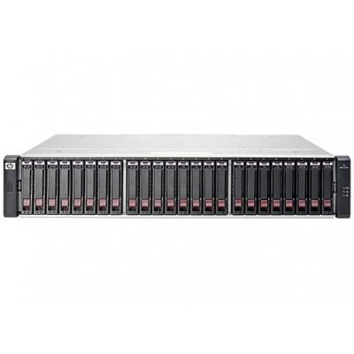 Hewlett Packard Enterprise MSA 1040 FC Dual Controller w/2 400GB SFF (2.5in) SSD .....