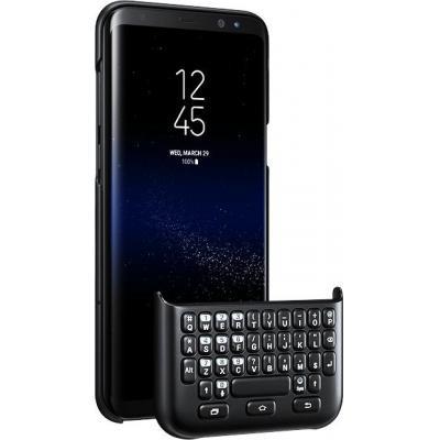 Samsung mobile device keyboard: EJ-CG955 - Zwart, QWERTZ