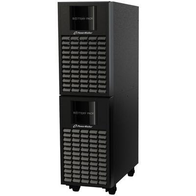 PowerWalker Battery Pack for VFI10000C LCD 40x 12V/9Ah batteries inside UPS batterij - Zwart