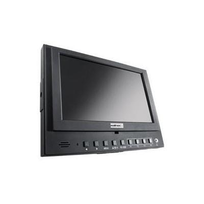 Walimex draagbare TV: pro LCD Monitor 17.8 cm Video DSLR - Zwart