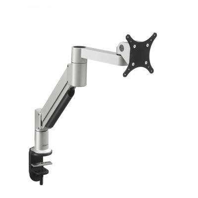 Vogel's PFD 8543 Bureausteun Monitorarm - Aluminium, Zilver