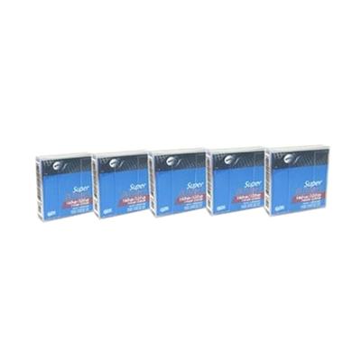 Dell datatape: Tape Media for LTO-4, 800GB/1.6TB, 5 pack (KIT)