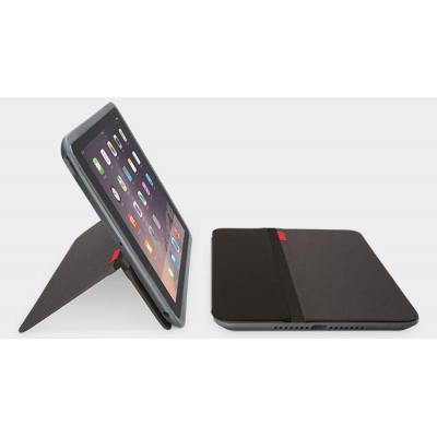 Logitech tablet case: AnyAngle Cover, Zwart voor   iPad mini 2 / 3