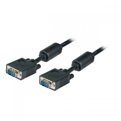 EFB Elektronik K5326SW.25 VGA kabel  - Zwart