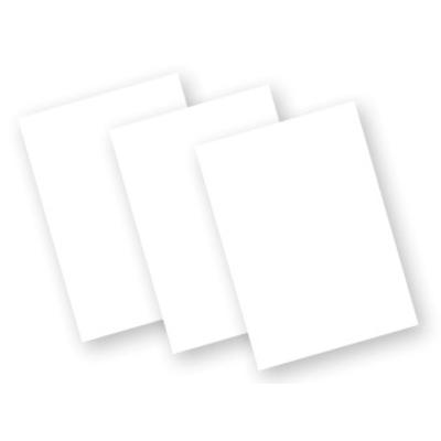 Zebra Spare Screen Protectors, 3 pack - Transparant