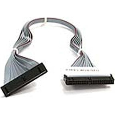 Supermicro 51cm SATA M/M ATA kabel - Grijs
