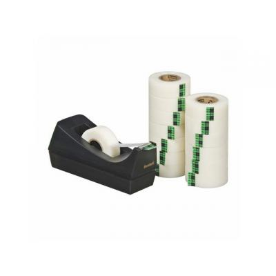 Scotch tape afroller: Plakband 19mmx33m Magic 900+disp.C38/p14