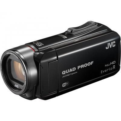 Jvc digitale videocamera: GZ-RX610BEU - Zwart