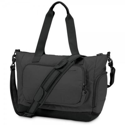 Pacsafe bagagetas: LS400 - Zwart