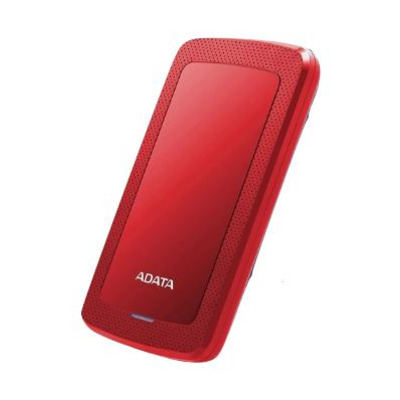 ADATA HDD Ext HV300 2TB RED Externe harde schijf - Rood