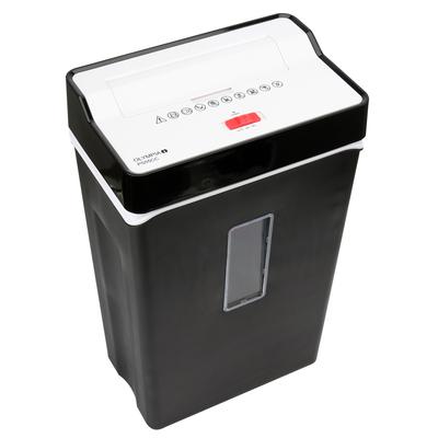 Olympia papierversnipperaar: PS 55 CC - Zwart