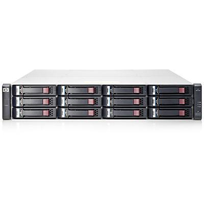 Hewlett packard enterprise SAN: MSA 2040 SAS Dual Controller LFF