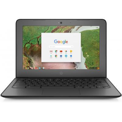 Hp laptop: Chromebook 11 G6 EE - Zilver