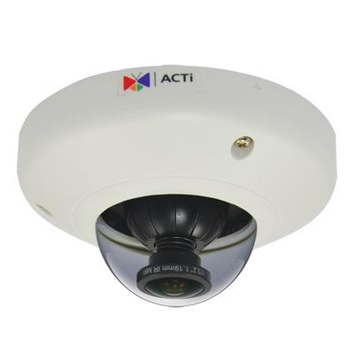 ACTi E96 Beveiligingscamera - Wit