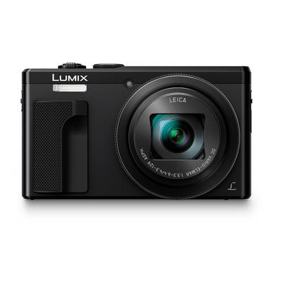 Panasonic digitale camera: Lumix DMC-TZ80 - Zwart