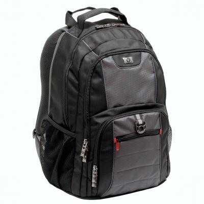"Wenger/swissgear laptoptas: Backpack PILLAR 40.64 cm (16"") for Laptop, Black - Zwart"