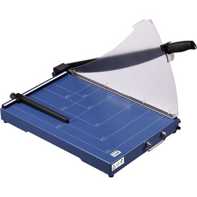 Olympia snijmachine: G 4420 - Zwart, Blauw, Transparant
