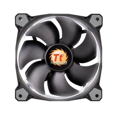 Thermaltake Riing 12 Hardware koeling - Zwart, Wit