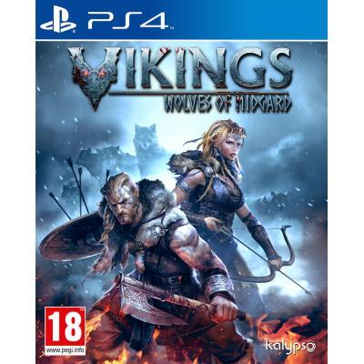 Kalypso game: Vikings, Wolves of Midgard  PS4