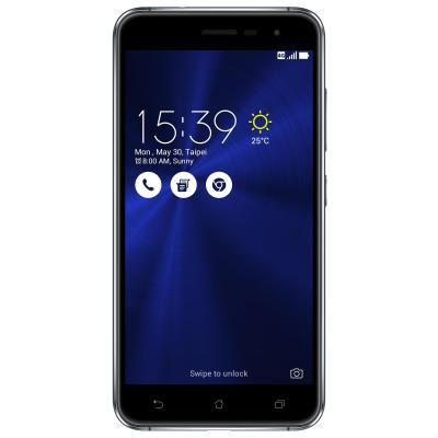 Asus smartphone: ZenFone ZE520KL-1A030WW - Zwart 32GB